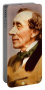 Hans Christian Andersen, Literary Legend Portable Battery Charger