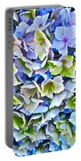 Hanson Hydrangea Portable Battery Charger
