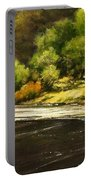 Lewis River Lagoon Portable Battery Charger