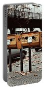 Happy Berlin Mailbox Portable Battery Charger