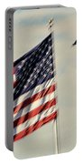 Happy Birthday America Portable Battery Charger