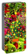 Happy Christmas 25 Portable Battery Charger