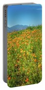 Happy Days In Walker Canyon Portable Battery Charger
