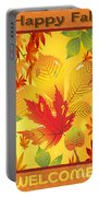 Happy Fall-jp2760 Portable Battery Charger