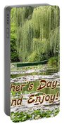 Happy Father's Day Portable Battery Charger