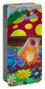 Happy Frog Meadows Portable Battery Charger