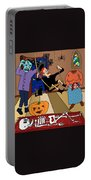 Happy Halloween Party Portable Battery Charger