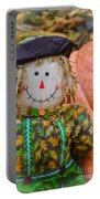 Happy Harvest Time Portable Battery Charger