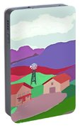 Happy Highland Farm Portable Battery Charger