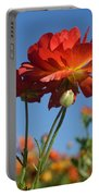 Happy Mother's Day Flowers Portable Battery Charger