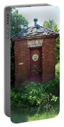 Happy Outhouse Portable Battery Charger