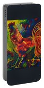 Happy Rooster Family Portable Battery Charger