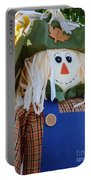 Happy Scarecrow Portable Battery Charger