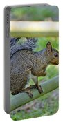 Happy Squirrel Portable Battery Charger