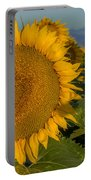 Happy Sunflowers Portable Battery Charger