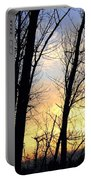 Happy Trails Sunset Portable Battery Charger
