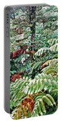 Hapu'u Fern Rainforest Portable Battery Charger