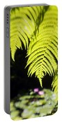 Hapuu Ferns Portable Battery Charger