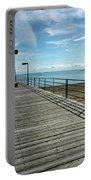 Harbor Beach Lake Huron Michigan Portable Battery Charger