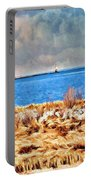 Harbor Of Tranquility Portable Battery Charger