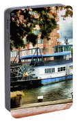 Harbor Park Ferry 5 Portable Battery Charger by Lanjee Chee