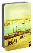 Harbour Parasols Portable Battery Charger by Sarah Vernon