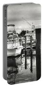 Harbour Scene Portable Battery Charger