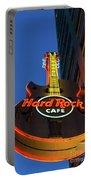 Hard Rock Guitar Detroit Portable Battery Charger