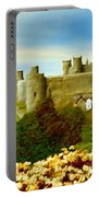 Harlech Castle Portable Battery Charger