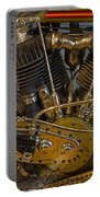 Harley 1918 Cycle Engine Portable Battery Charger