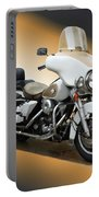 Harley Classic Gold Portable Battery Charger