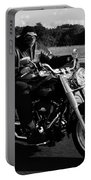 Harley Man Portable Battery Charger