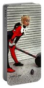 Harley Quinn Classic  - Free Style -  - Da Portable Battery Charger