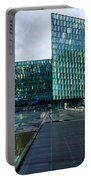 Harpa Concert Hall - Iceland Portable Battery Charger