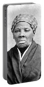 Harriet Tubman 1823-1913.  To License For Professional Use Visit Granger.com Portable Battery Charger