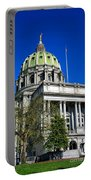 Harrisburg Capitol Building Portable Battery Charger