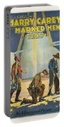 Harry Carey In Marked Men 1919 Portable Battery Charger