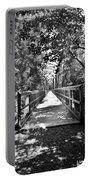 Harry Easterling Bridge Peak Sc Black And White Portable Battery Charger