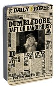 Harry Potter And The Half-blood Prince 2009 Portable Battery Charger