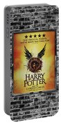 Harry Potter London Theatre Poster Portable Battery Charger