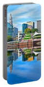 Hartford Reflects Portable Battery Charger