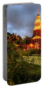 Harvard Community Garden Cambridge Ma Portable Battery Charger