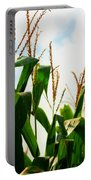 Harvest Corn Stalks Portable Battery Charger