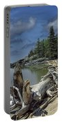 Hattie's Bay In Pukaskwa National Park Ontario Portable Battery Charger