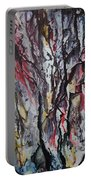 Haunted Forest Portable Battery Charger