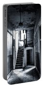 Haunted Hallway Portable Battery Charger