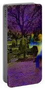 Haunted Night Portable Battery Charger