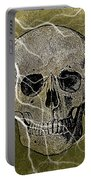 Haunted Skull Portable Battery Charger