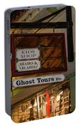 Haunted St. Augustine Portable Battery Charger