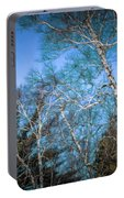 Haunted Trees Portable Battery Charger